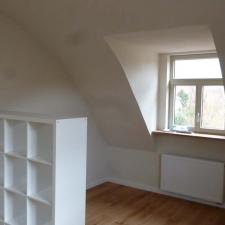 Wohnhaus Fertigstellung Dachgeschoss