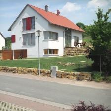 Einfamilienhaus in Riechheim