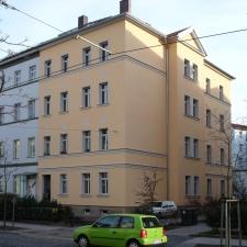 Umbau Reichartstraße - Erfurt